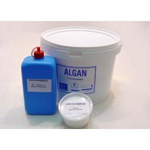 Algan Formmasse Algan/Gips/P Set 5kg