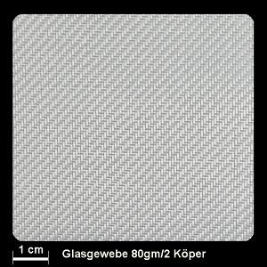 Glasgewebe VR81    81g/m² Köper 100cm