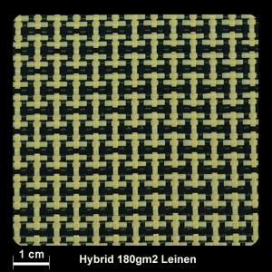Hybrid CF/AF 56/44 180g/m² Lwd. 100cm
