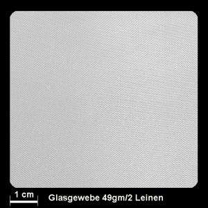 Glasgewebe VE108 49g/m² Leinwand 103cm