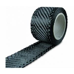 Carbonband 220g/m² Köper  35mm, per m