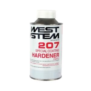 West Härter Beschicht.207E     21.5kg