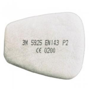 3M Feinstaubfilter P2, 2 Stk.