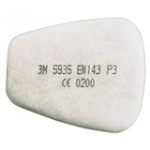 3M Feinstaubfilter P3, 2 Stk.
