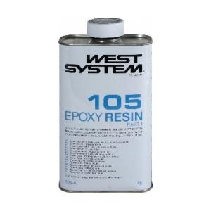 West-System Harz Typ 105 separat