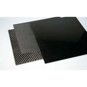 Carbon-Platten hochglanz 1.0 mm