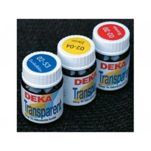 DEKA Transparent-Farbe 25ml