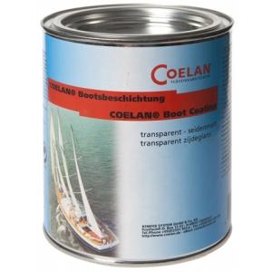 Coelan 1-K Bootsbeschichtung seidenmatt