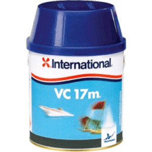 VC 17m Teflon Antifouling Graphit Standard Süsswasser