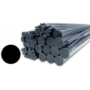 Carbon-Rundstab Ø 1,5 mm