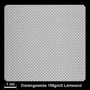 Diolen PES 164S  14K 158g/m² Leinwand 125cm