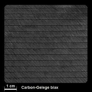 Carbongelege biax ±45° 200g/m² 127cm