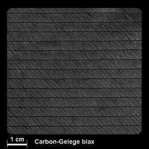 Carbongelege biax ±45° 100g/m² 127cm