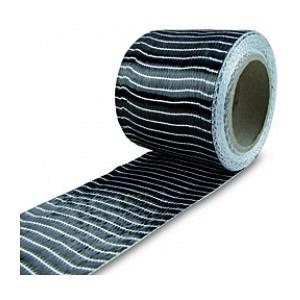 Carbonband 350 g/m² UD 75 mm, per m