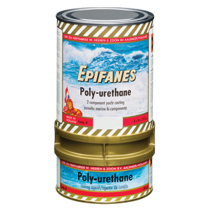 Epifanes 2-K PU DD Bootsfarbe, arctic-white, 750ml