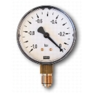 SCS Vakuum-Manometer Ø 40mm