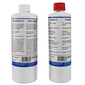 Epoxydharz Typ C (Chemikalienbeständig)